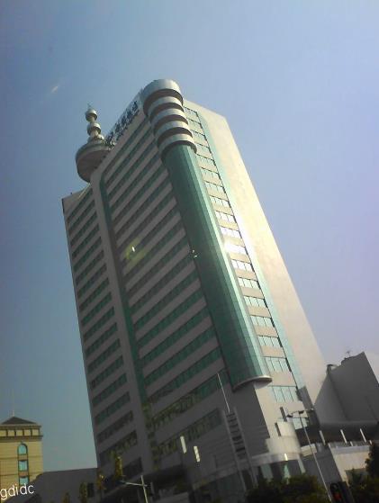 广州电信番禺机房