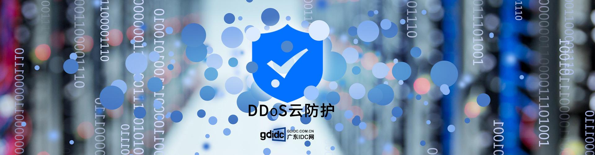 DDoS云防护